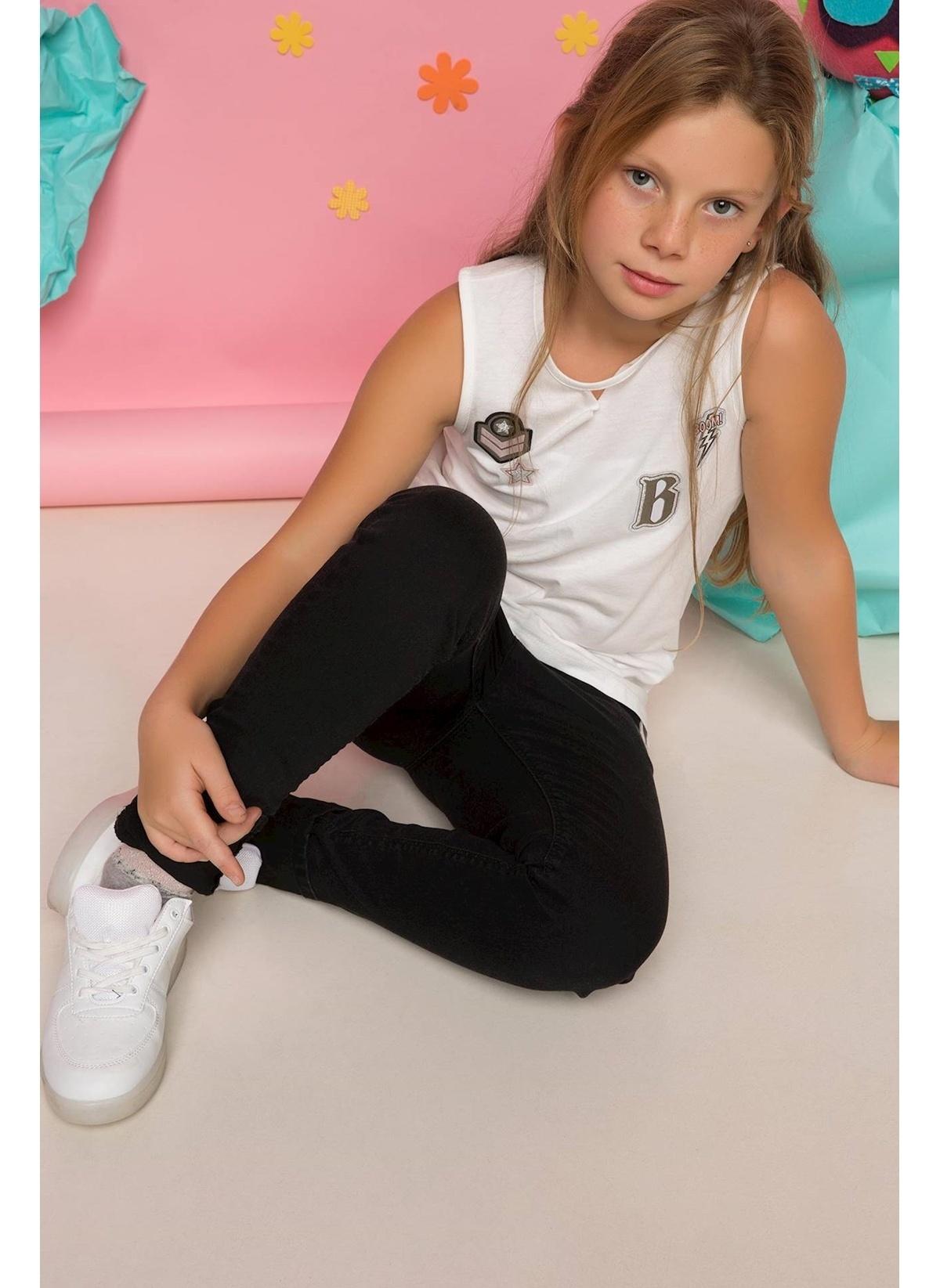 Defacto Atlet H8728a617hser105 Genç Kız Slim Fit Atlet – 19.99 TL